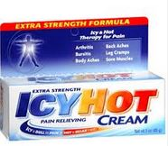 Pain Relief Cream Reviews - Icy Hot