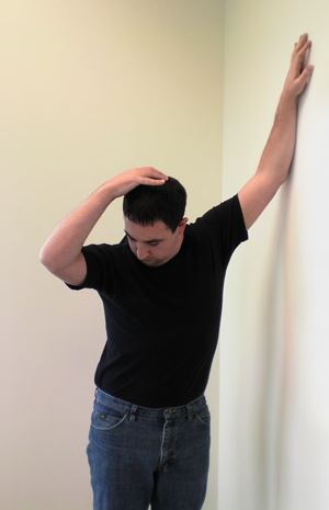 Neck Stretches and Neck Pain Relief