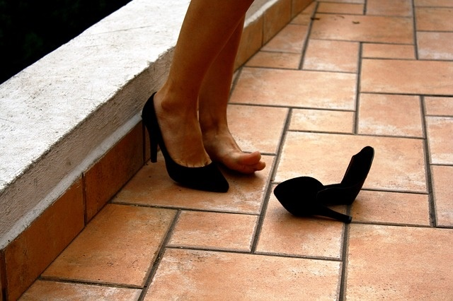 """""""Best Shoes for Heel Pain"""" by Daniel Max is licensed under CC BY"""