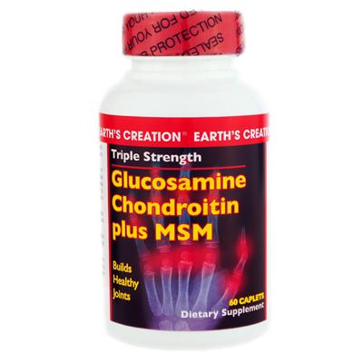 #glucosamine  chondroitin
