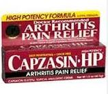Pain Relief Cream Reviews - Capzasin